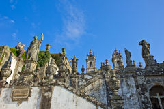 Portuguese sanctuary Royalty Free Stock Photo