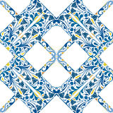 Portuguese tile Stock Photos
