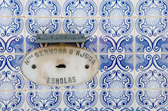 Portuguese tiles Stock Photos