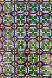 Portuguese tiles azulejos Royalty Free Stock Images