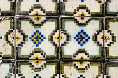 Portuguese tiles azulejos Royalty Free Stock Photos