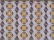 Portuguese Tiles Royalty Free Stock Photos