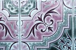 Portuguese tiles. Europa Aveiro Portugal royalty free stock photos