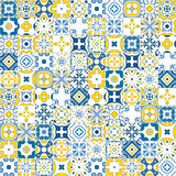 Portuguese tiles Royalty Free Stock Photo