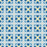 Portuguese tiles Royalty Free Stock Photos