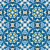 Portuguese tiles Stock Photos