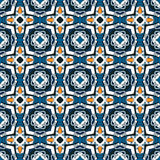 Portuguese tiles Stock Photography