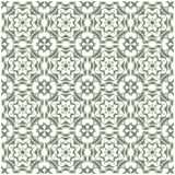 Portuguese tiles seamless pattern. Vintage background - Victoria Royalty Free Stock Images