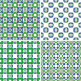 Portuguese tiles Stock Images