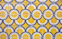 Portuguese Tiles Stock Photo