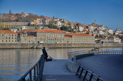 Portuguese tourist destination, Porto Stock Photography