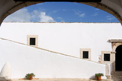 Portuguese Villa Royalty Free Stock Image