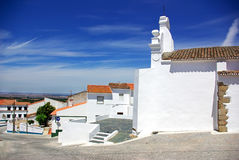 Portuguese village. Royalty Free Stock Photography
