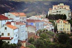 Portuguese village Royalty Free Stock Photo