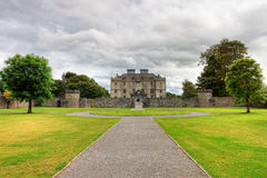 Portumna Castle and gardens in Co.Galway - Ireland Royalty Free Stock Photos