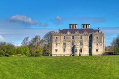 Portumna Castle in Ireland Royalty Free Stock Photos