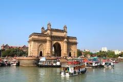 Portväg av Indien Arkivfoton