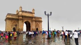 Portvägen av Indien Royaltyfri Foto