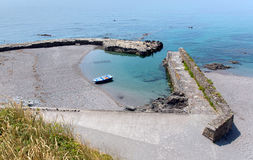 Portwrinkle Cornwall Anglia UK Zdjęcia Royalty Free