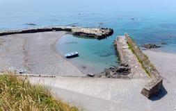 Portwrinkle Cornwall England Großbritannien Lizenzfreie Stockfotos