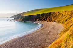 Portwrinkle Cornwall Royalty Free Stock Images