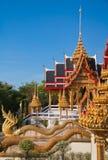 portyk świątynia Zdjęcia Royalty Free