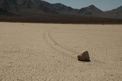 poruszająca skała Zdjęcia Stock