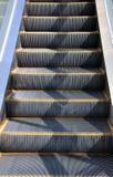 poruszający schody Fotografia Royalty Free