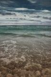 poruszające wody Obraz Royalty Free
