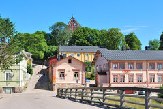 porvoo της Φινλανδίας Στοκ εικόνες με δικαίωμα ελεύθερης χρήσης