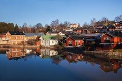 porvoo της Φινλανδίας Στοκ Φωτογραφία