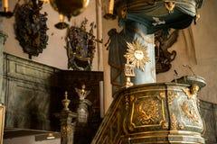 Porvoo - cathédrale Photos libres de droits