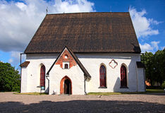 Porvoo Cathedral Royalty Free Stock Image