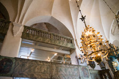 Porvoo - cathedral Royalty Free Stock Photo