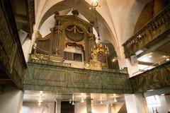 Porvoo - cattedrale Immagine Stock