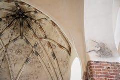 Porvoo - cattedrale Fotografie Stock