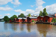 Porvoo, Finland Stock Photos
