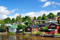 Porvoo, Finland Stock Fotografie