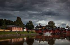 Porvoo finland Stock Image