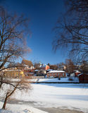 Porvoo, Finland Royalty-vrije Stock Foto's