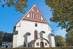 Porvoo. Finland. The City Cathedral Stock Photo