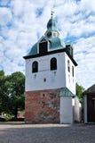 Porvoo, Finland. Middeleeuws klok-gebraden gerecht, 14c. royalty-vrije stock afbeeldingen