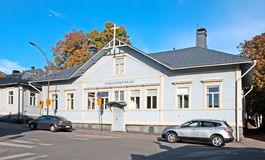 Porvoo. Finland. Mission Church Stock Images