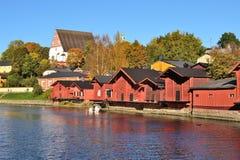 Porvoo, Finland Stock Images