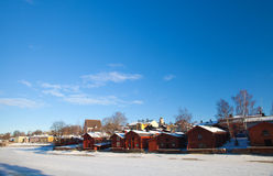 Porvoo, Finland Royalty Free Stock Image