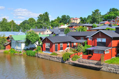 Porvoo, Finland Stock Photography