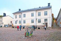 Porvoo finnland Holm House Lizenzfreies Stockfoto