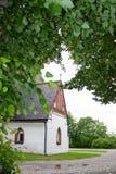 Porvoo kyrka Royaltyfri Fotografi