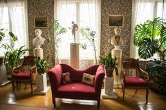 Porvoo - maison de Runeberg Photos stock