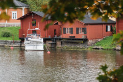 Porvoo Royalty Free Stock Images